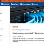 Northern Territory Government    http://www.nt.gov.au/